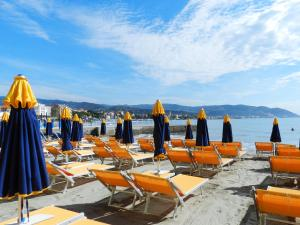 Hotel Golfo E Palme, Hotel  Diano Marina - big - 24