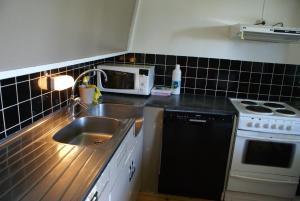 Solferie Holiday Home- Gullveien, Apartmány  Kristiansand - big - 23