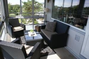 Solferie Holiday Home- Gullveien, Apartmány  Kristiansand - big - 47