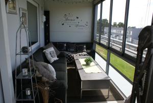 Solferie Holiday Home- Gullveien, Apartmány  Kristiansand - big - 53