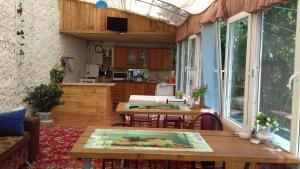 Оазис, Загородные дома  Кабардинка - big - 16