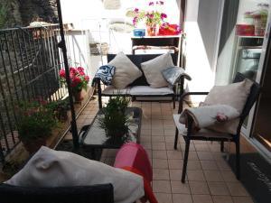 Casa Med Holiday Home, Ferienhäuser  Isolabona - big - 56