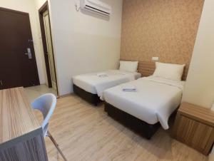 Baguss City Hotel Sdn Bhd, Hotely  Johor Bahru - big - 10