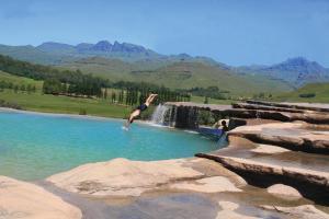 First Group Bushman's Nek, Rezorty  Drakensberg Garden - big - 86