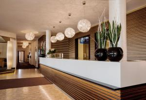 Landhotel Birkenhof, Hotels  Hofenstetten - big - 105