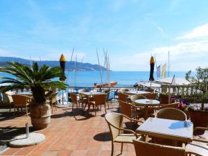 Hotel Golfo E Palme, Hotel  Diano Marina - big - 19