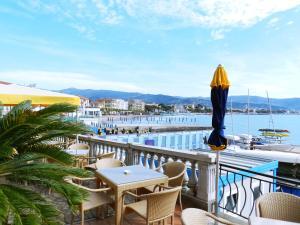 Hotel Golfo E Palme, Hotel  Diano Marina - big - 23