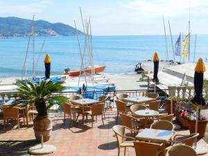 Hotel Golfo E Palme, Hotel  Diano Marina - big - 34