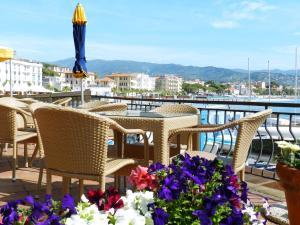 Hotel Golfo E Palme, Hotel  Diano Marina - big - 20