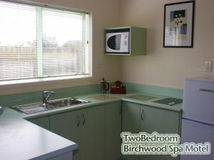 Birchwood Spa Motel, Motely  Rotorua - big - 16
