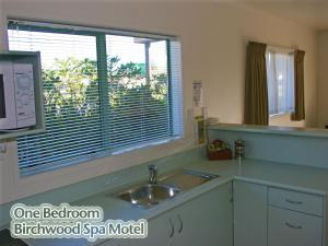 Birchwood Spa Motel, Motely  Rotorua - big - 10