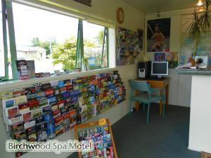 Birchwood Spa Motel, Motely  Rotorua - big - 38