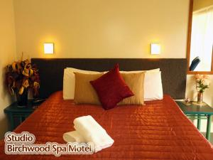 Birchwood Spa Motel, Motely  Rotorua - big - 3