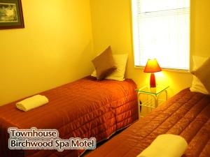 Birchwood Spa Motel, Motely  Rotorua - big - 8