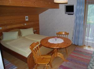 Haus Benedikt, Apartmanok  Heiligenblut - big - 5