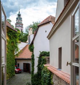 4 stern hotel Hotel Latrán Český Krumlov Tschechien