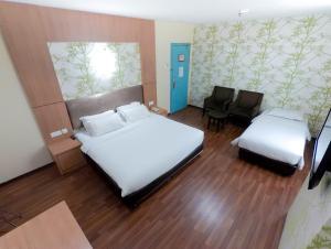 Baguss City Hotel Sdn Bhd, Hotely  Johor Bahru - big - 42