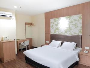Baguss City Hotel Sdn Bhd, Hotely  Johor Bahru - big - 30