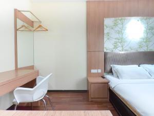 Baguss City Hotel Sdn Bhd, Szállodák  Johor Bahru - big - 22
