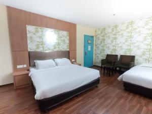 Baguss City Hotel Sdn Bhd, Szállodák  Johor Bahru - big - 21