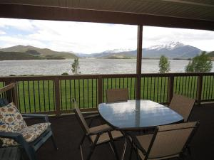 Lake Dillon Condos 203, Apartmány  Dillon - big - 15