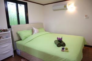 4 seasons mini house, Rezorty  Nakhon Si Thammarat - big - 20