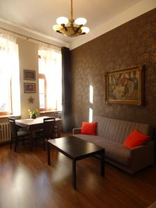 Nova Apartamenty Starówka Parking, Appartamenti  Toruń - big - 35