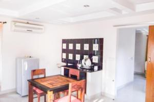 1-BR cottage in Banjara Hills, Hyderabad, by GuestHouser 4595, Дома для отпуска  Хайдарабад - big - 21