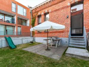 Holiday home Duinhuys, Holiday homes  Ostend - big - 44