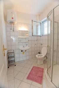 Vila Skocidjevojka, Appartamenti  Petrovac na Moru - big - 23