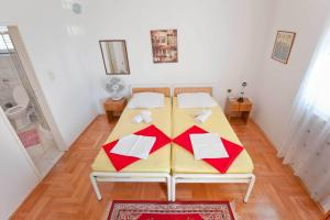 Vila Skocidjevojka, Appartamenti  Petrovac na Moru - big - 20