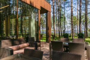 Tochka na karte Priozersk, Hotel  Priozërsk - big - 35