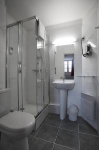 Citotel Hotel Ker Izel, Отели  Сен-Бриё - big - 4