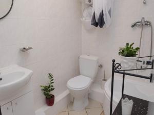 A comfortable east apartment, Nyaralók  Darłowo - big - 7
