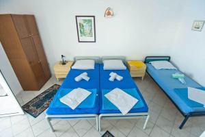 Vila Skocidjevojka, Appartamenti  Petrovac na Moru - big - 44