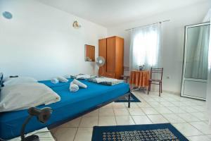 Vila Skocidjevojka, Apartmanok  Petrovac na Moru - big - 46