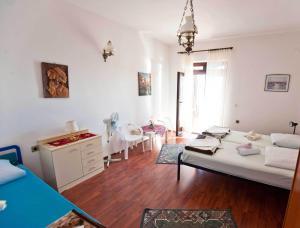Vila Skocidjevojka, Apartmanok  Petrovac na Moru - big - 54