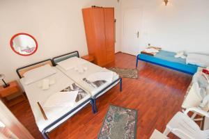 Vila Skocidjevojka, Appartamenti  Petrovac na Moru - big - 18