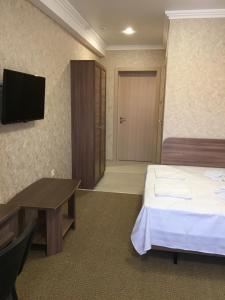 Мини -гостиница, Inns  Vityazevo - big - 7