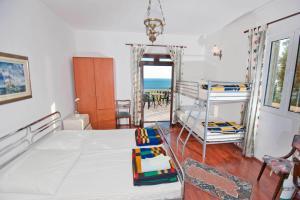 Vila Skocidjevojka, Apartmanok  Petrovac na Moru - big - 17