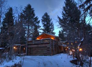 Owl Spirit Cabin - Nephi