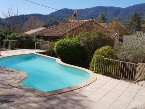 Pool & View Village Villa, Виллы  Méounes-lès-Montrieux - big - 38