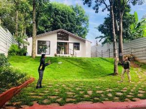 aakriti homestay, Homestays  Chikmagalūr - big - 3