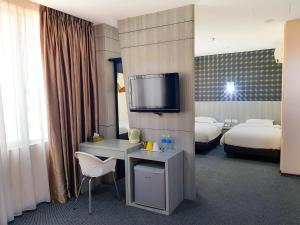 Baguss City Hotel Sdn Bhd, Отели  Джохор-Бару - big - 27