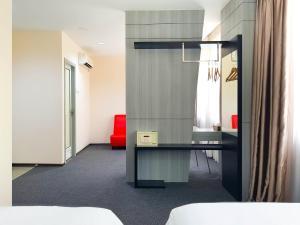 Baguss City Hotel Sdn Bhd, Отели  Джохор-Бару - big - 24