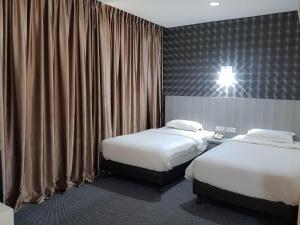 Baguss City Hotel Sdn Bhd, Hotely  Johor Bahru - big - 23