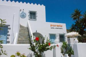 Pico Bello, Residence  Grikos - big - 51