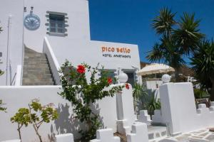 Pico Bello, Aparthotels  Grikos - big - 52