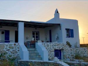 Elena's unique Cottage house, Ferienhäuser  Mykonos Stadt - big - 5