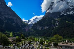 Hotel Spinne Grindelwald, Hotels  Grindelwald - big - 90